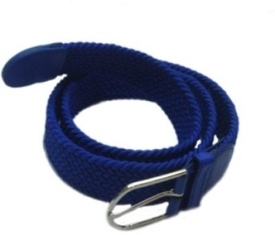 Shop & Shoppee Men, Women Casual Blue Canvas Belt