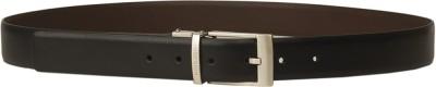 Hidesign Men Formal Black, Brown Genuine Leather Belt