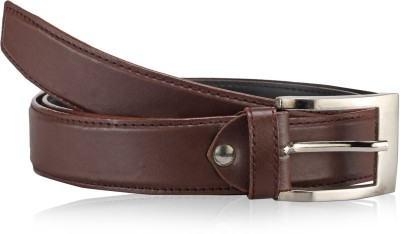 Allura Men Casual, Formal Brown Synthetic Belt