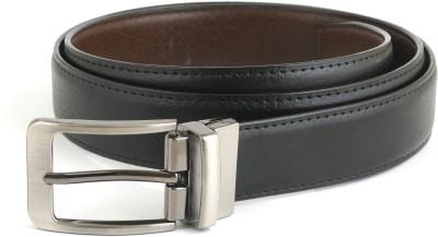Saugat Traders Men Formal, Casual, Evening/Party Black, Brown Genuine Leather Reversible Belt