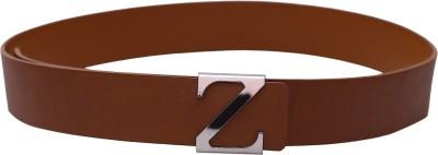 Stylehoops Men, Boys Casual Tan Artificial Leather Belt