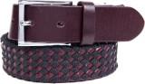 Ladecor Men Casual Black Fabric Belt
