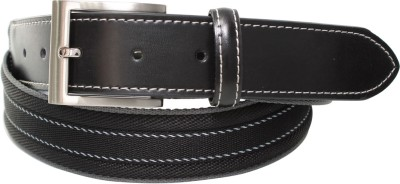 Orosilber Men Casual Black Belt