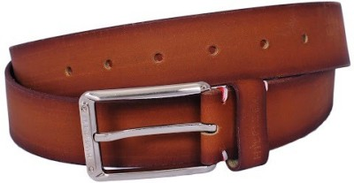 Tommy Hilfiger Men Casual Brown Genuine Leather Belt