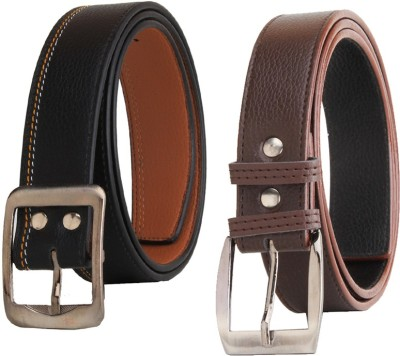 Elligator Men, Boys Casual, Formal, Party Multicolor Artificial Leather Belt