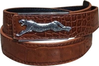 Verceys Men Tan, Brown Artificial Leather Belt