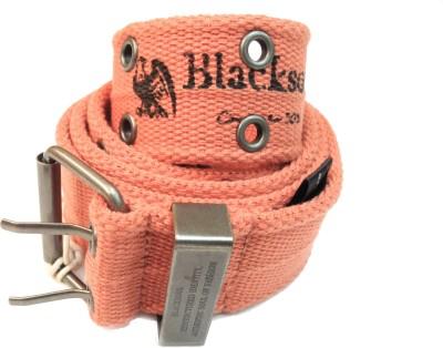 Blacksoul Men Casual Red Synthetic Belt