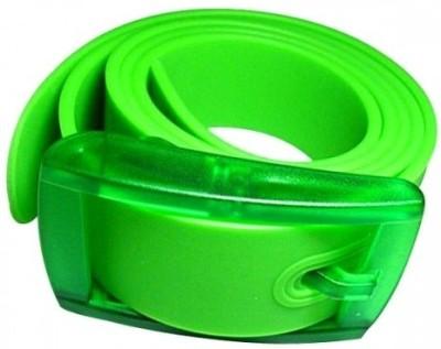 NeedyBee Boys, Girls Casual Green Artificial Leather Belt