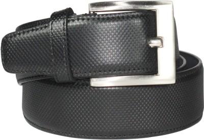 Blis Vogue Men, Boys Formal, Evening, Party Black Artificial Leather Belt