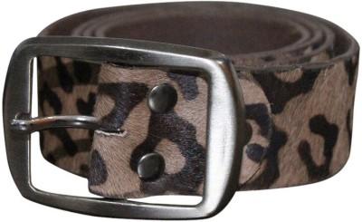 Haywire Men Casual Multicolor Genuine Leather Belt
