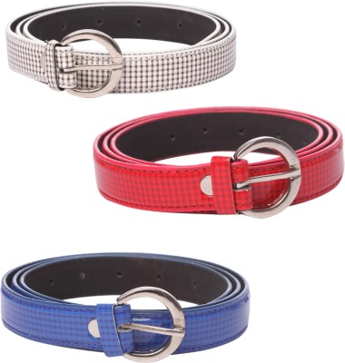 Spairow Girls Casual Multicolor Synthetic Belt