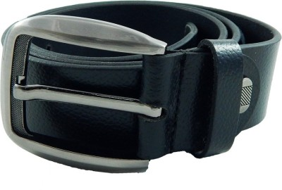 Shilgrow Men, Boys Formal, Casual Black Genuine Leather Belt