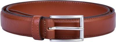 Lafaas Men Casual Tan Genuine Leather Belt