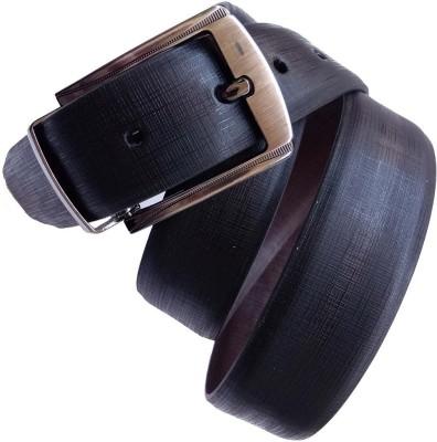 cotnis Men Multicolor Artificial Leather Reversible Belt