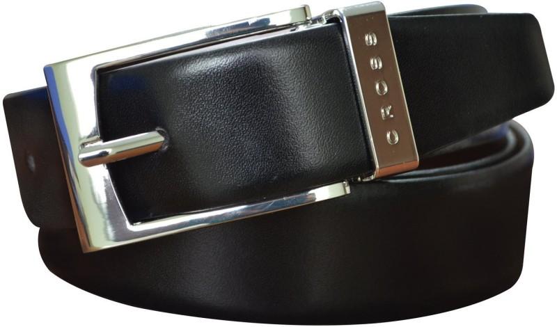 Cross Men Casual, Formal, Party Black, Brown Genuine Leather Reversible...