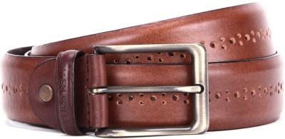 Allen Solly Men Genuine Leather Belt