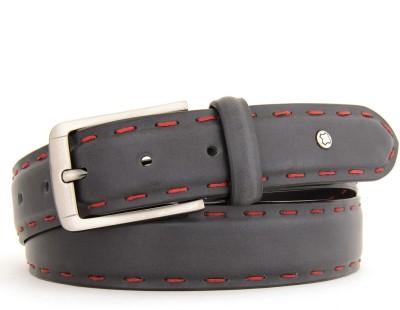 Hidea Men Formal Black Genuine Leather Belt