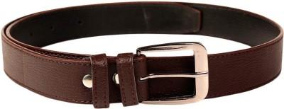 Creative Terry Men Black Genuine Leather Belt