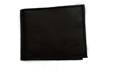 Srt Men, Boys Black Genuine Leather Wallet