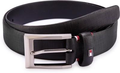 Tommy Hilfiger Men Formal Black Synthetic Belt