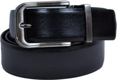 Izma Men Formal Black Genuine Leather Belt