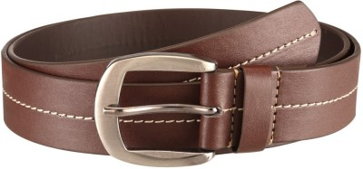 Orkee Boys Casual Brown Artificial Leather Belt