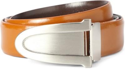 Van Heusen Men Brown Genuine Leather Belt
