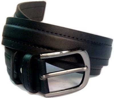 Coblivi Men Black Synthetic Belt