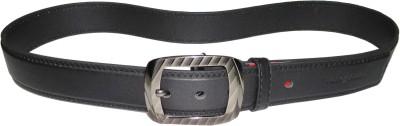 Reddish Men Casual, Formal Black Artificial Leather Belt