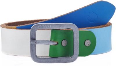 Covo Men Casual Multicolor Genuine Leather Belt