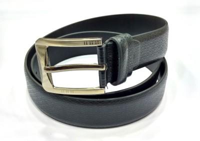 Accessorize Men Casual, Party Black Artificial Leather Belt