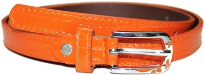 Amafhh Girls Casual Brown Artificial Leather Belt
