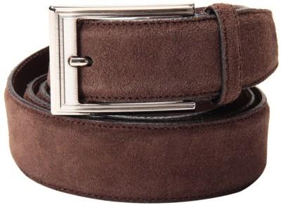 Leather Plus Men Formal Brown Belt