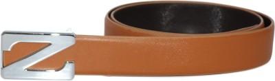 Fab Fashion Boys Brown Genuine Leather Belt