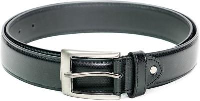 Dezine Plus Men Formal Black Belt