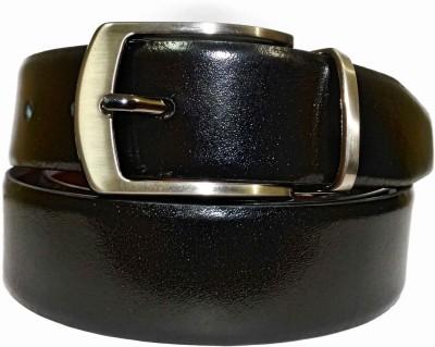 SGE Men Black, Brown Genuine Leather Reversible Belt