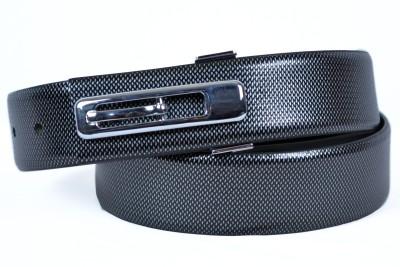 Izma Men Formal Silver Genuine Leather Belt