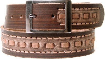 Thayla Boys Brown Genuine Leather Belt