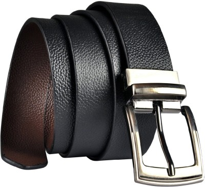 Dua & Kashyap Boys, Men Multicolor Genuine Leather Belt