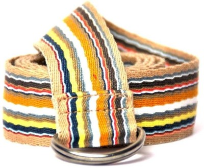 Anekaant Boys, Girls Casual Multicolor Fabric Belt