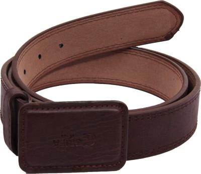 Bharat Fashion Boys, Men Brown Synthetic Belt