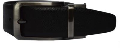 KRG ENTERPRISES Boys, Men Brown Genuine Leather Belt