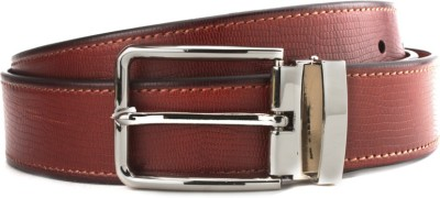 Woodland Men Genuine Leather Belt