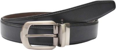 Natali Traders Men Formal Black, Brown Artificial Leather Reversible Belt