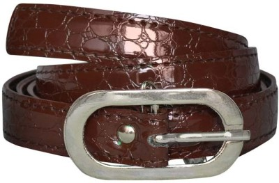 Bueva Women Brown Artificial Leather Belt