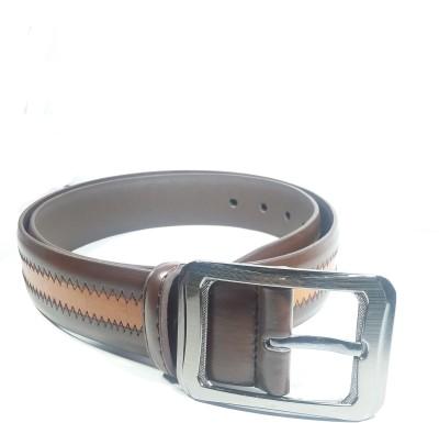 Albetro Men Multicolor Genuine Leather Belt