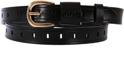 Schmick Women Casual Black Genuine Leather Belt