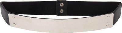 Naitik Products Women Casual Black, White Metal Belt