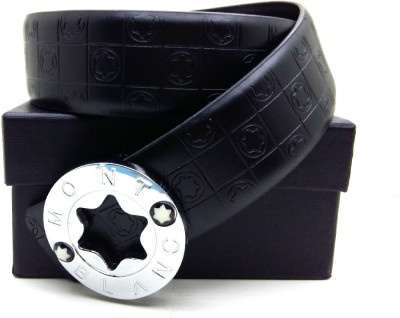 Amigo Boys, Men Black Artificial Leather Belt