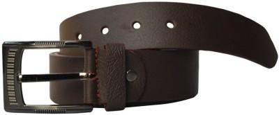 Bacchus Men Formal, Casual Brown Genuine Leather Belt